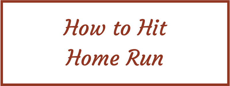 5 Tips on How to Hit a Home Run in Baseball