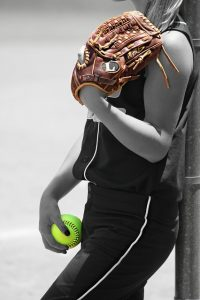 Stylish Slowpitch Outfielding Gloves