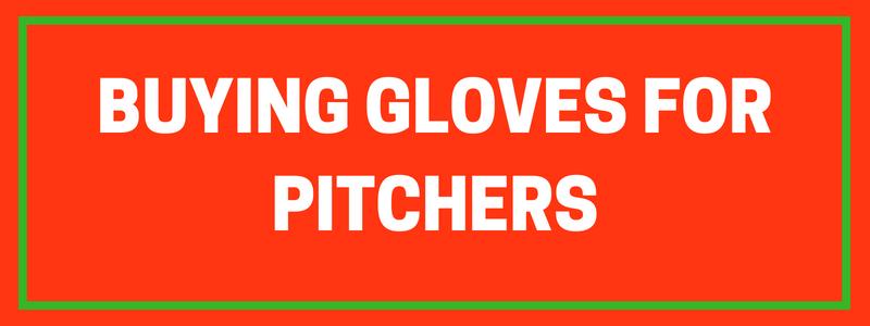 Baseball Pitchers Gloves