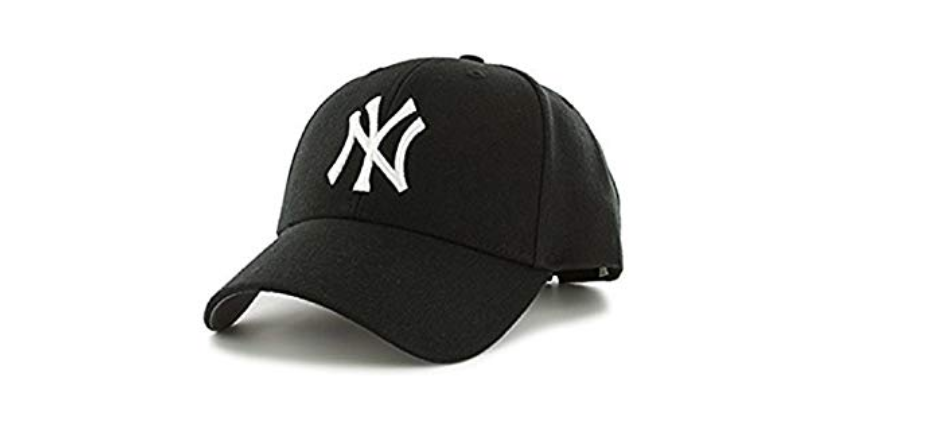 Fixing a baseball cap