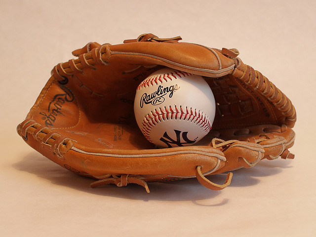 Perfect Size for a Shortstop Glove