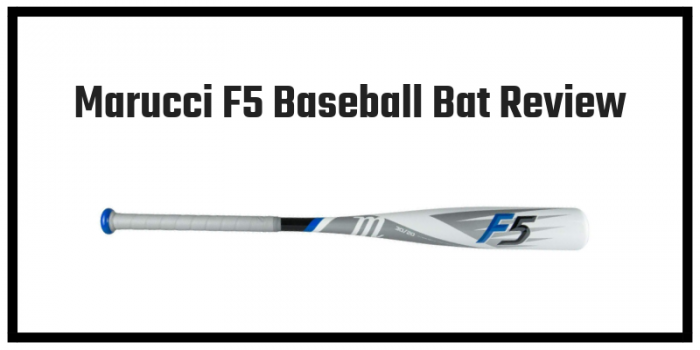 Marucci F5 BBCOR Review