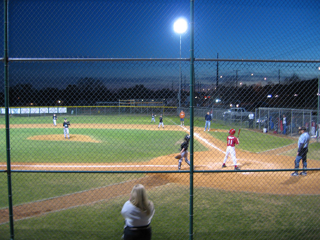 Scorekeeping of Baseball Game