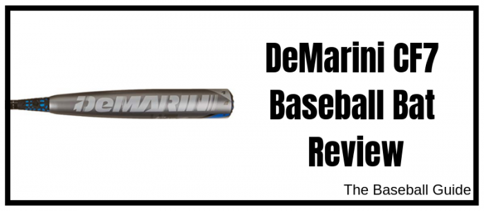 DeMarini CF7 BBCOR