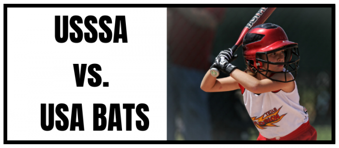 Difference between USA and USSSA Bats