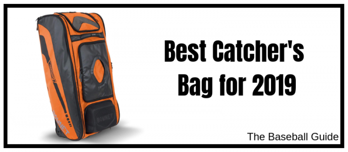 Best Catcher's Bag 2020