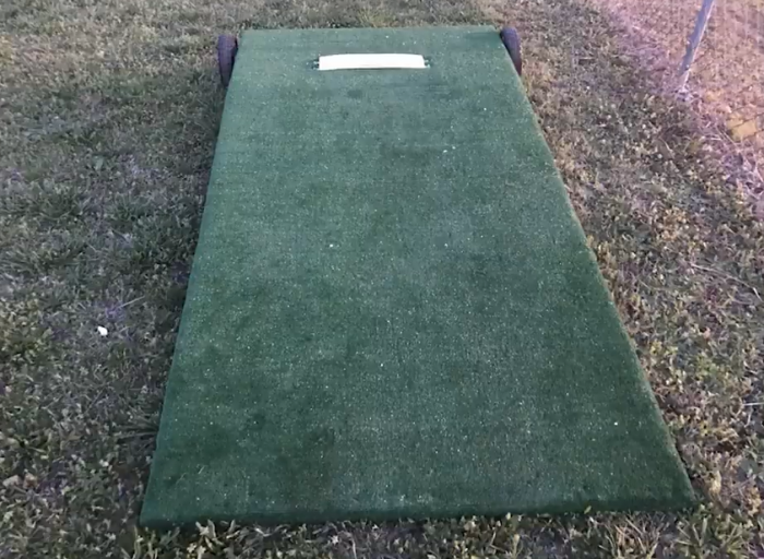 How to Build a Portable Pitching Mound