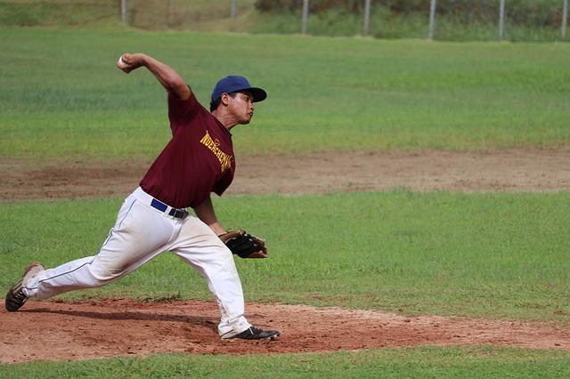 NCAA Baseball Pitching Rules