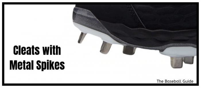 Wide Metal Cleats