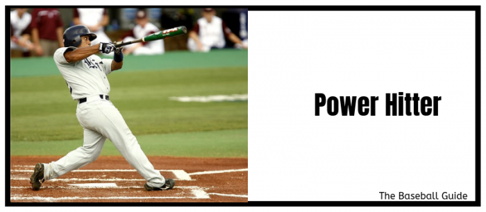 Bat for Power Hitters