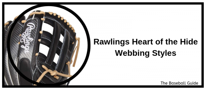 Webbing of Rawlings Heart of the Hide