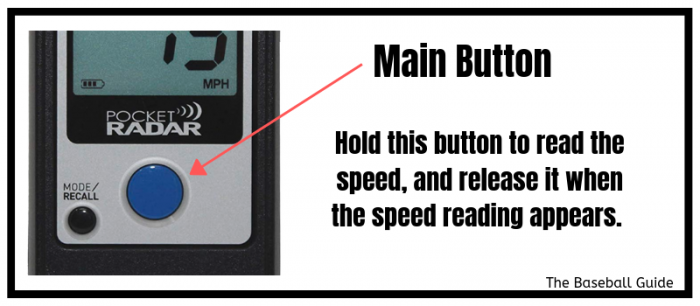 Measure Speed Manually with Ball Coach