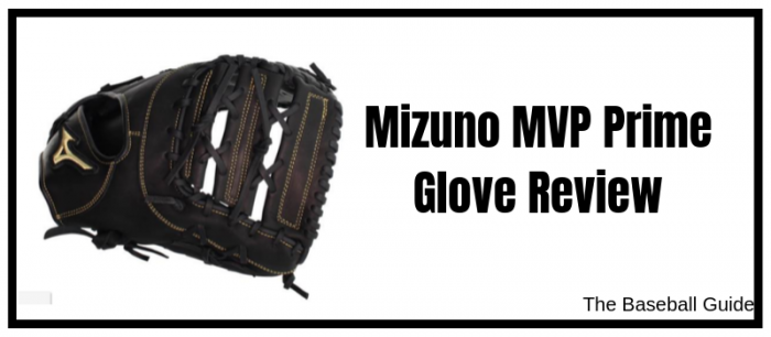 Mizuno MVP Baseball Glove Review