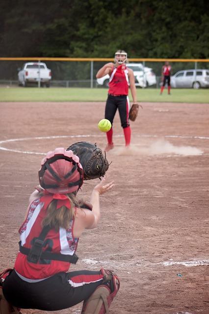 Catching Drills for Softball Catchers