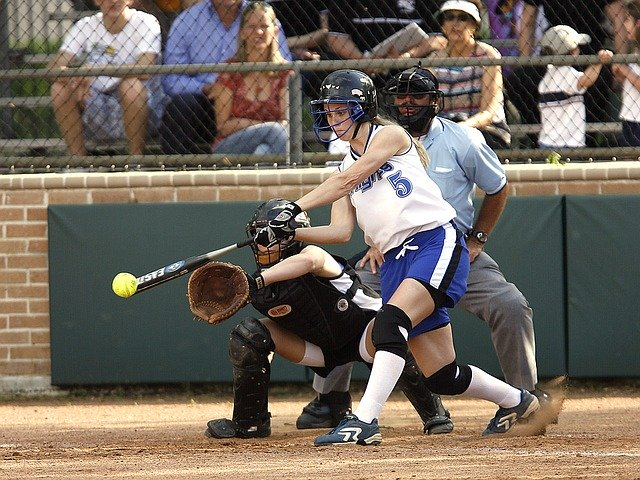 Slow Pitch Softball Batting Mistakes