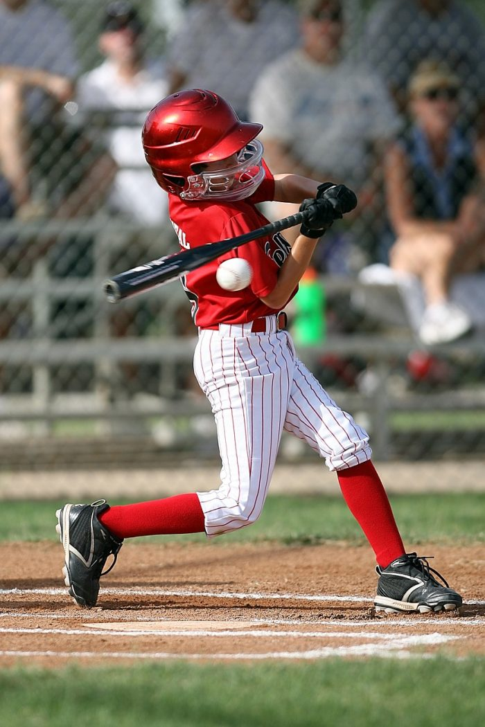 Big barrel baseball bat
