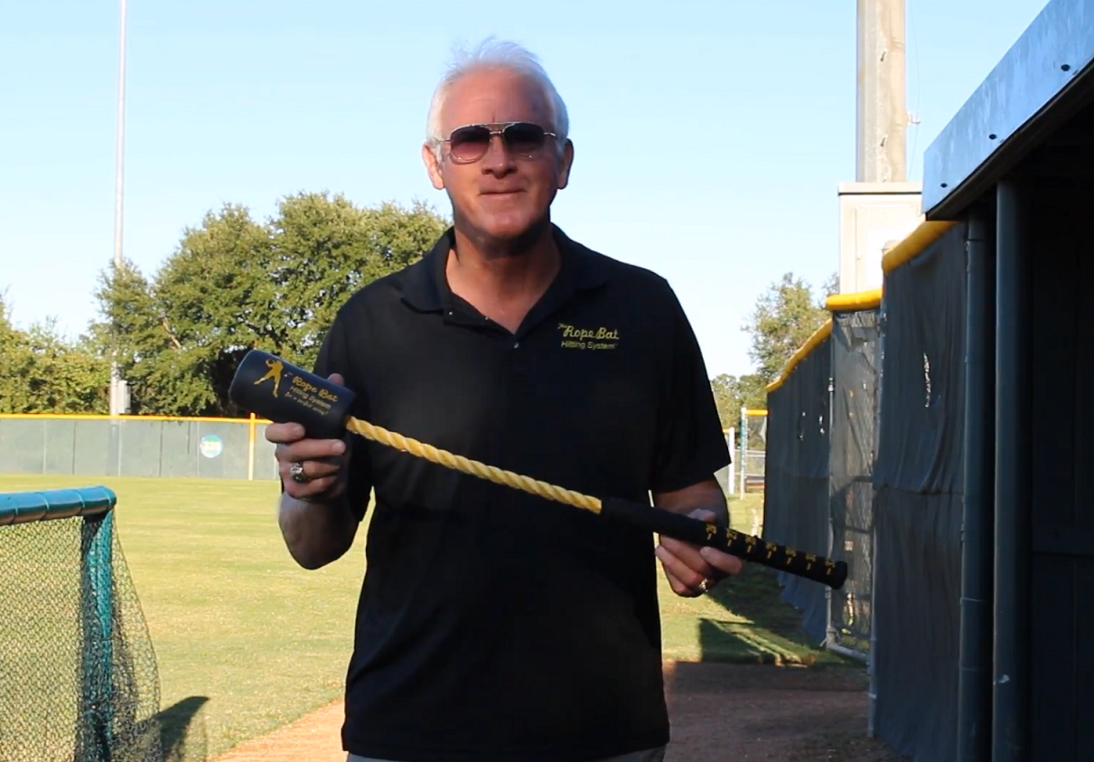Gary Long - Founder of Rope Bat
