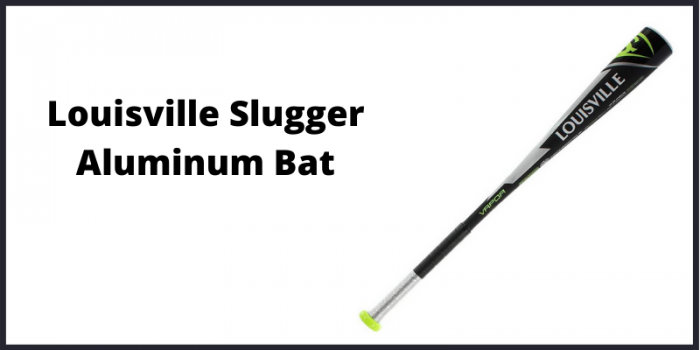 How are aluminum bats made