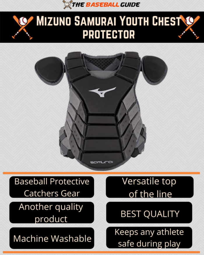 Best Chest Protectors for Catchers