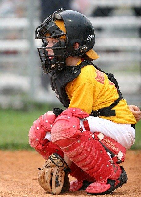 good baseball catcher complete gear