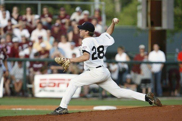 strengthening arm for playing baseball