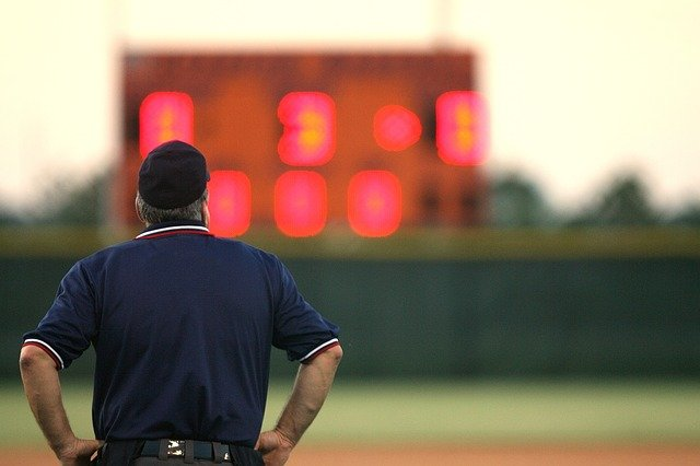 pony baseball league pitching rule scoreboard