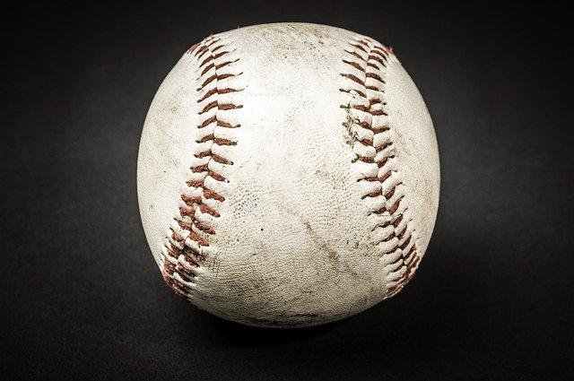paint dirty baseball