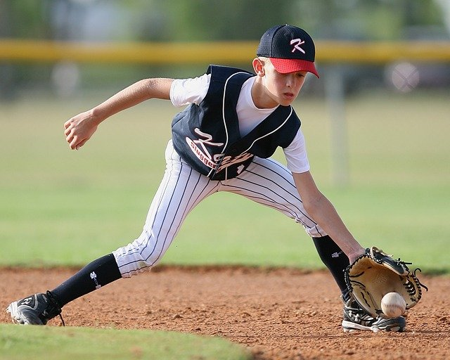 little league player following pitching rule