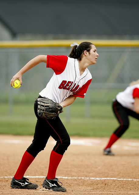 best softball pitching drills for girl players