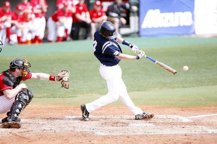 baseball bat drop affecting performance