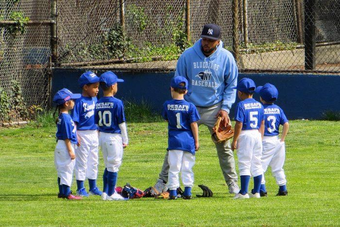 radar guns for little league baseball coach